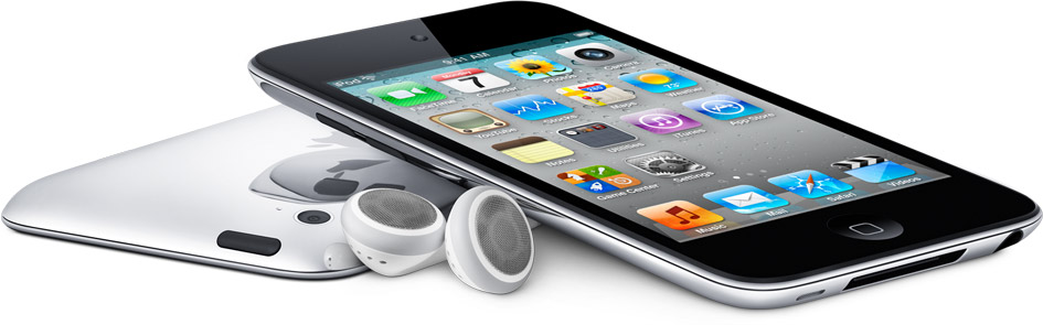 apple, ipod touch 4g, 2010