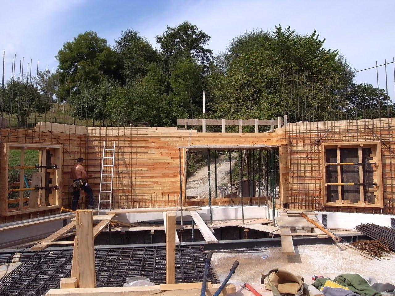 Work in progress septiembre 2010 for Casas con tablillas
