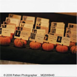 pumpkin place names