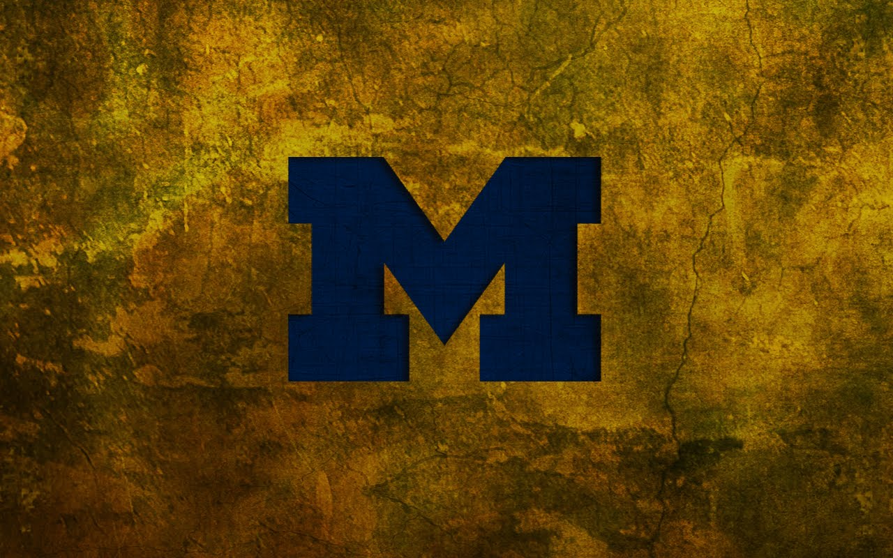 college football blog wallpaper wednesday chiseled m