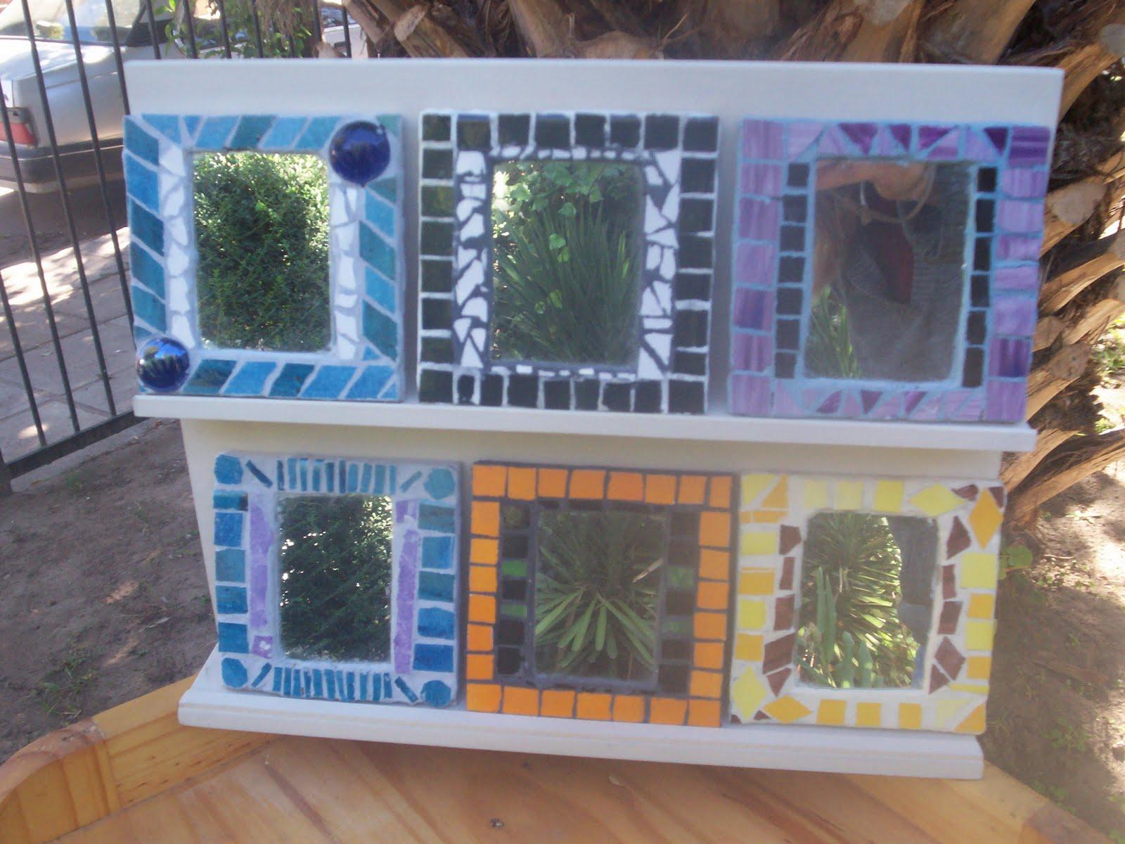 Arte gama creaciones en mosaicos exhibidor muestrario for Mosaicos para espejos
