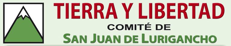 TIERRA Y LIBERTAD - San Juan de Lurigancho