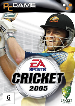 ea sports cricket 05 pc game direct link