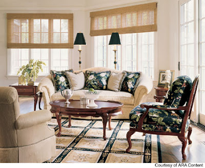 Christy\'s Thrifty Decorating: Traditional Decorating