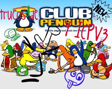 trucos de club penguin y de ICPv3