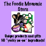 Visit The Foodie Mommie Store