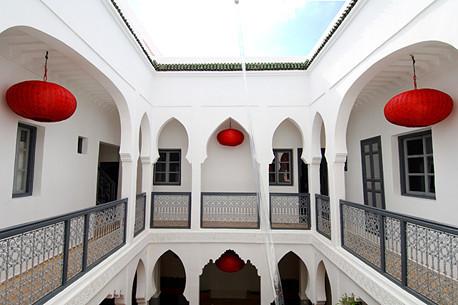 Daniel paya dise o de interiores arquitectura y decoraci n madrid blog inspiraci n riad - Muebles marroquies en madrid ...