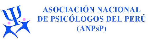 Asociación Nacional de Psicólogos del Perú
