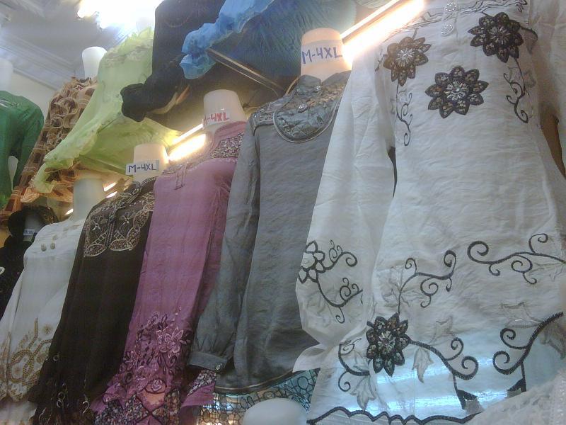 Belanja Produk Busana Baju Muslim Jilbab Wanita Kaos