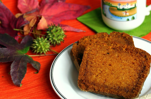 pumpkin bread, torta di zucca, chiodi di garofano, noce moscata, cannella, zucca
