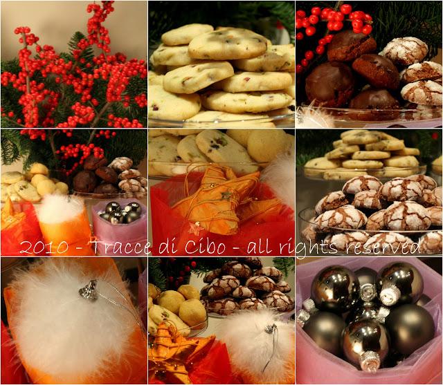 biscotti di natale, fichi, cardamomo, datteri, pistacchi