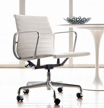 eames management office chair www manhattanhomedesign com eames