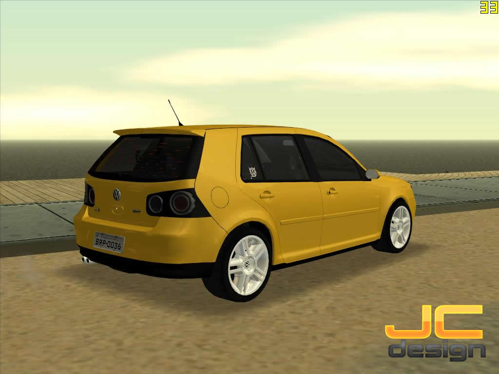 volkswagen golf gti 2008 jc3d the king of 3d. Black Bedroom Furniture Sets. Home Design Ideas