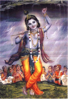 bhagavan Sri Krishna