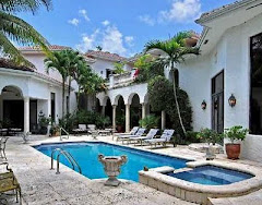 MOST EXPENSIVE HOME SOLD IN POLO CLUB IN 2009 in Hidden Cove for $1,885,000
