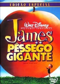 Baixar James e o Pessego Gigante Download Grátis