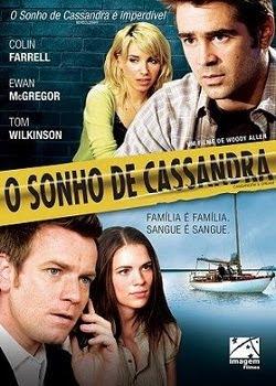 Filme Poster O Sonho de Cassandra DVDRip XviD Dublado