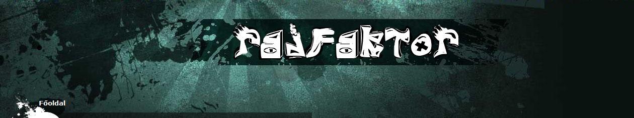 Rajfaktor
