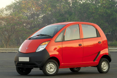 Worlds Cheapest Car Tata Nano