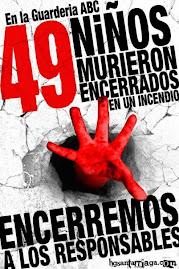 ABC NO SE OLVIDA !! JUSTICIA NO IMPUNIDAD !!