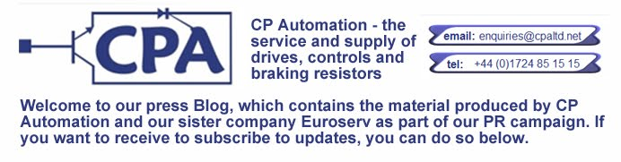 Service and supply of drives, controls and braking resistors - CP Automation's press Blog
