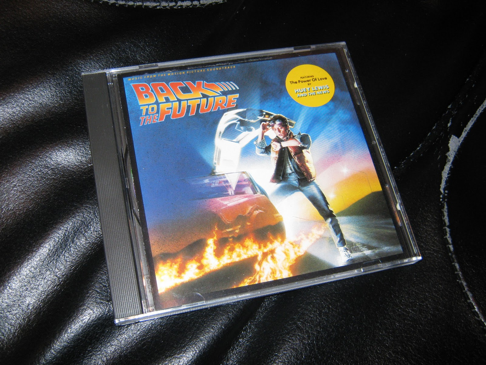 Dmc 6239 quot back quot tracks the music of quot back to the future quot
