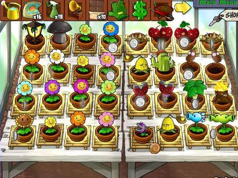 Plants vs Zombies hacked - The Best HACKED GAMES