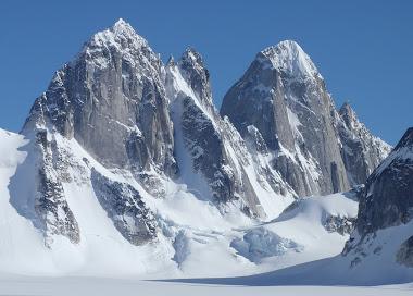 Kitchatna Spires, Alaska