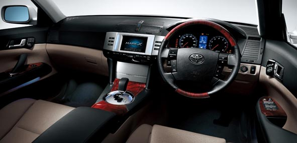 toyota mark x pictures cars mania. Black Bedroom Furniture Sets. Home Design Ideas