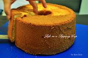 Mandarin Orange Chiffon cake (mandarin orange chiffon)