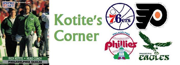 Kotite's Corner