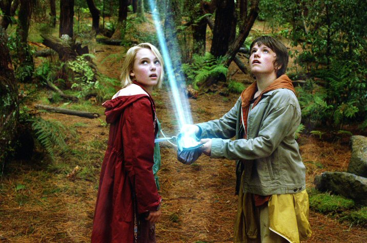 Alyianna's Reviews: Bridge to Terabithia - Movie