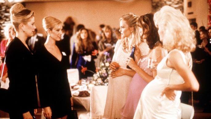 Is a place on earth (romy and michele's high school reunion, 1997