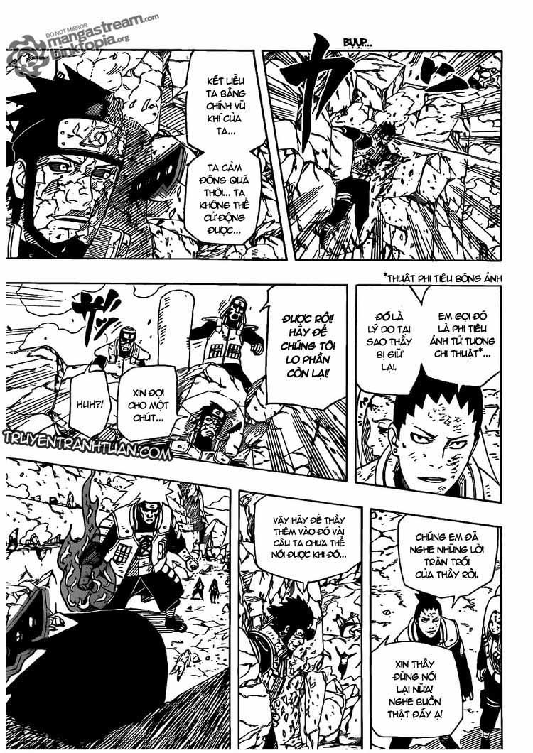 Naruto - Chapter 534 - Pic 8