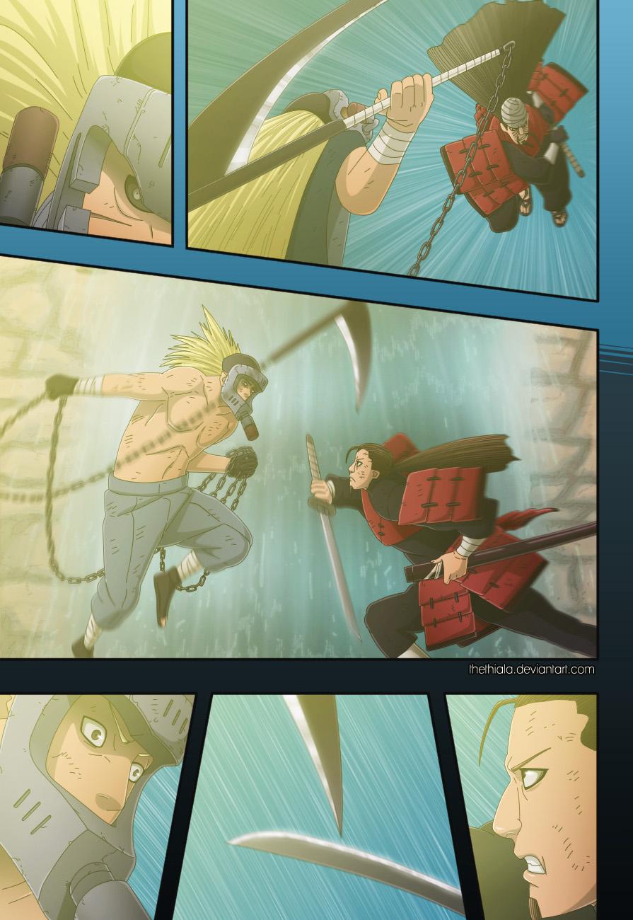 Naruto - Chapter 534 - Pic 20