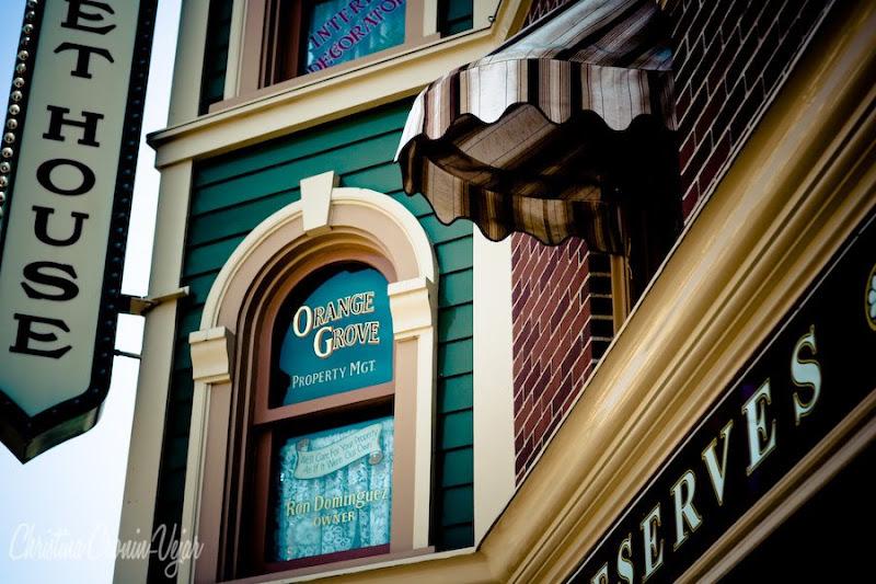 Disneyland, Main St.