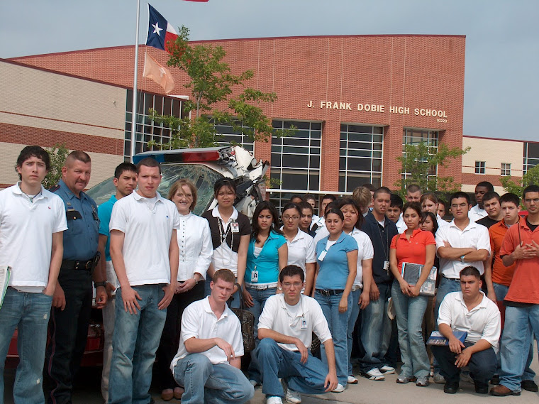 Drunk Driving Program at Dobie High School