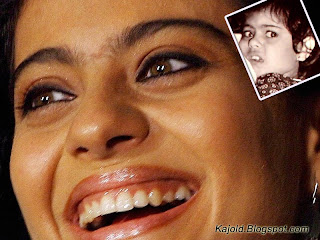 kajol : topchild.blogspot.com Indian top stars childhood teen age and marriage photos