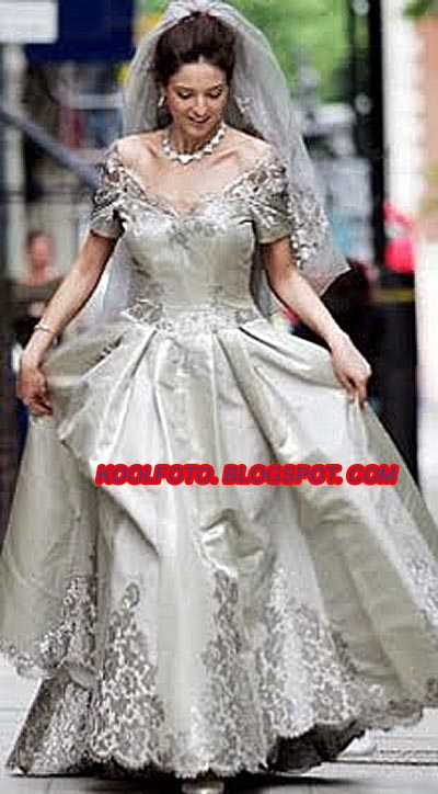World Expensive Gown World-most-expensive-wedding