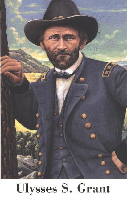 Ulysses s grant from the civil war series