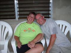 Nate and Brenda