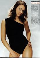 Jessica Alba Perfect Body