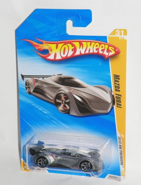 Welcome To My Blogsite Hotwheels 2010 Mazda Furai