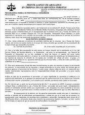 BAJA EL AMPARO CONTRA EL COBRO DE CFE