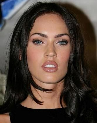 megan fox makeup tips. Megan Fox makeup series.