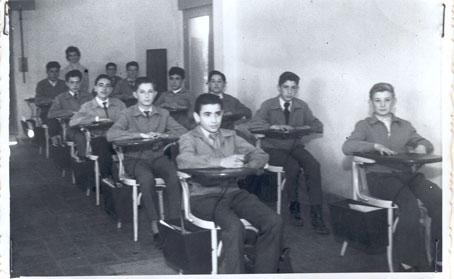 Inauguración del Secundario . Año 1959
