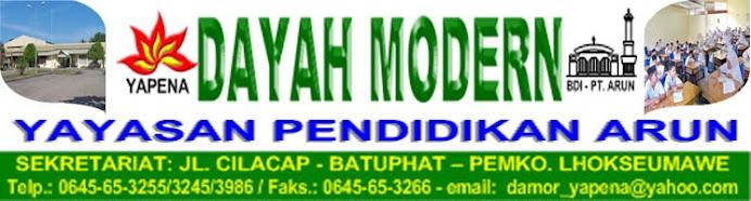 Dayah Modern YAPENA