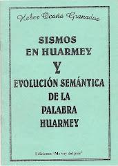 SISMOS EN HUARMEY Y EVOLUCION SEMANTICA DE LA PALABRA HUARMEY