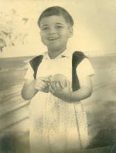 Meu irmão Jorge aos 5 anos
