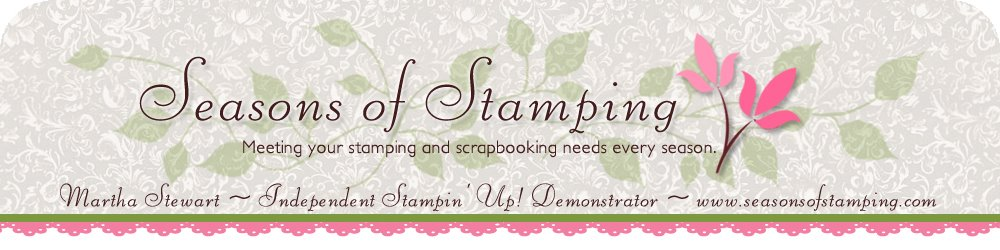 Seasons of Stamping